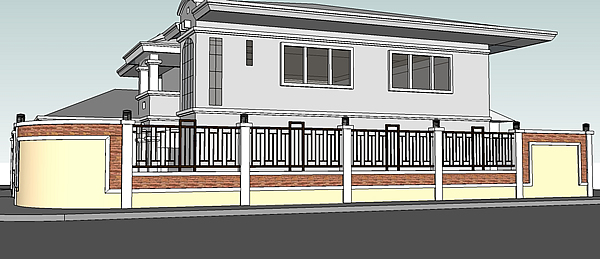 Simple Fence Design In The Philippines Plans DIY Free Download How To ...